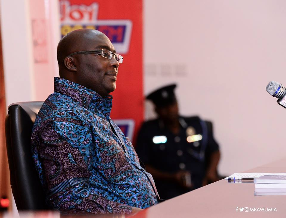 Ghana revises fuel sulphur content from 3000ppm to 50ppm beginning July 1 - Vice President Bawumia has said.
