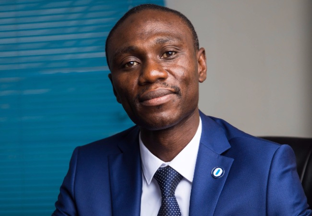 Managing Director (MD) of OmniBank, Mr Philip Oti-Mensah