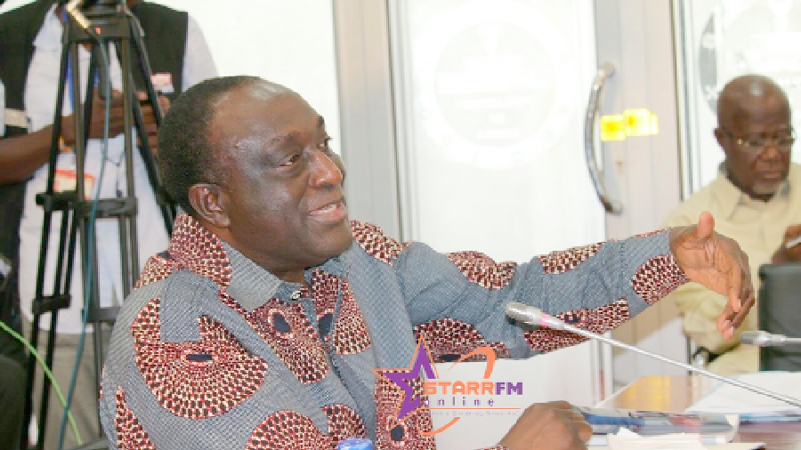 Alan Kyerematen — Minister of Trade and Industry