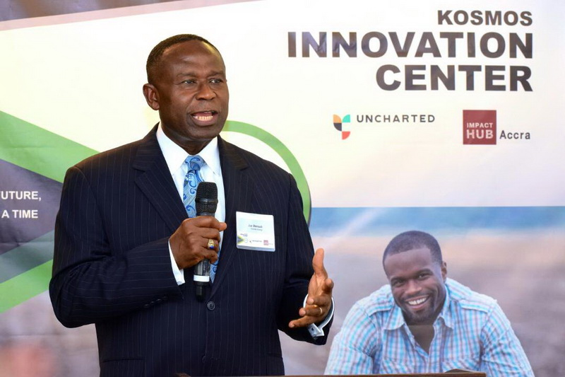 Joe Mensah: Kosmos Energy's Vice President and Country Manager