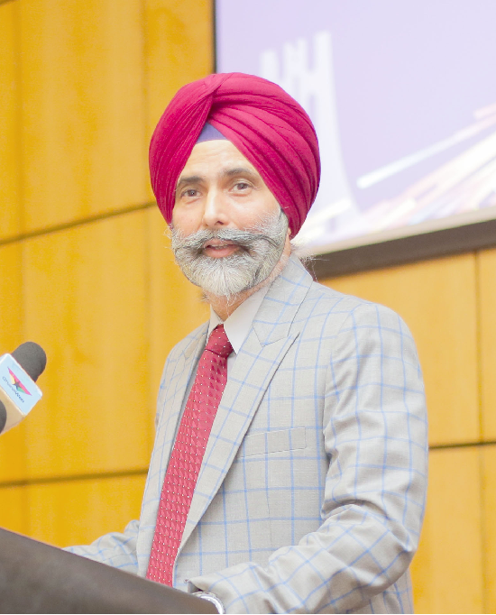 Mr Amar Deep Singh Hari, Chief Executive Officer, IPMC