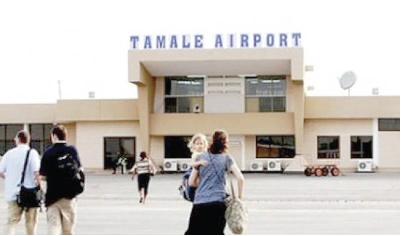 The government is carrying out expansion works at the Tamale Airport