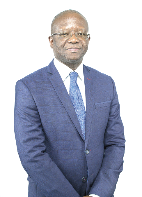 Mr Ben Hassan Ouattara, Managing Director of Vivo Energy  Ghana