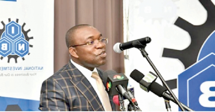 GAT plans GH¢1.2bn for NIB • Govt stake set to be significantly diluted