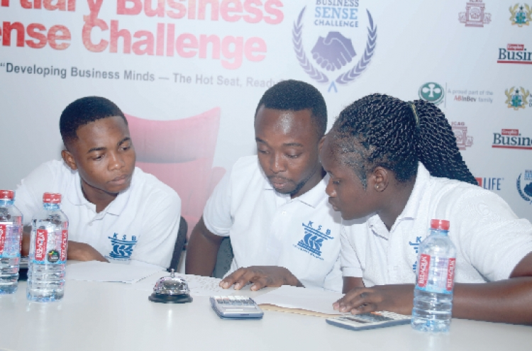 KNUST flogs GTUC in first TBSC contest